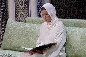 SAR la Princesse Lalla Meryem préside une veillée religieuse en commémoration du 13e anniversaire de la disparition de feu SM Hassan II   dans Liens sar_lalla_meryem_-_anniversaire_disparition_feu_sm_hassan_ii_m-300x199