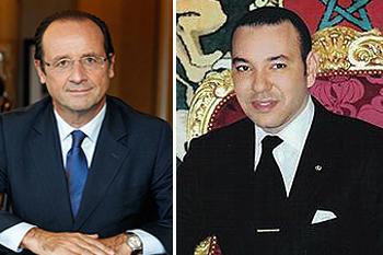 SM le Roi s'entretient au téléphone avec le président français dans Liens sm_le_roi_-_president-francais-hollande